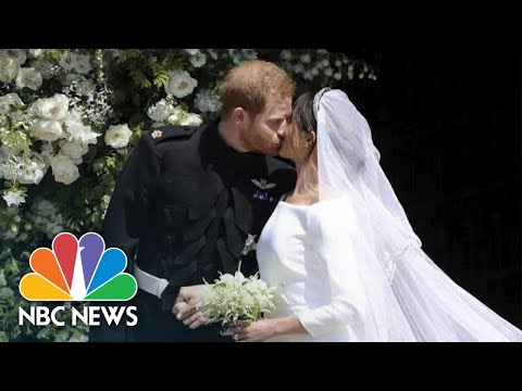 Prince Harry And Meghan Markle Are Married At St. George's Chapel | NBC News