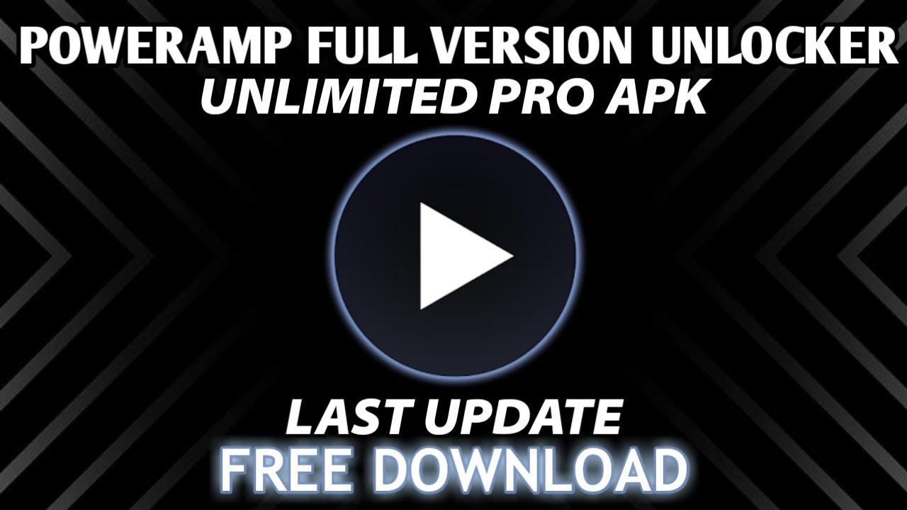 Poweramp Full Version Unlocker Apk v Download