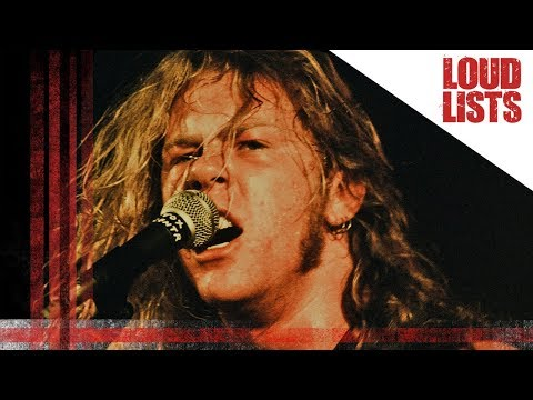 10 Greatest Metal Songs of the 1980s (Year by Year)