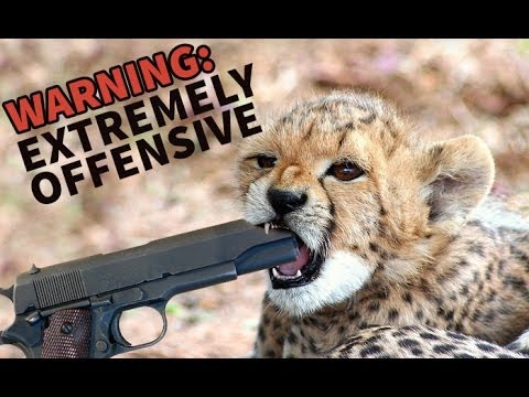 Angry Hunter - Our Most Offensive Video Ever - Cabela's African Adventure Part 2