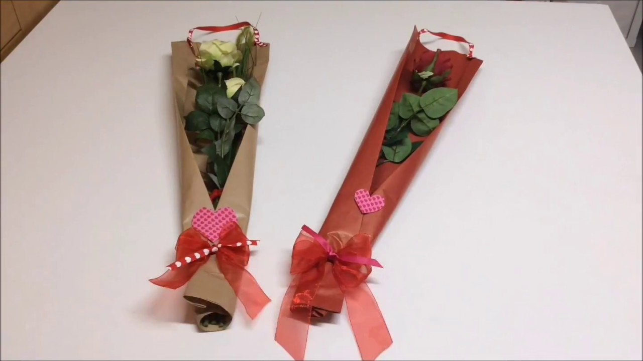 Small Bouquet Wrap