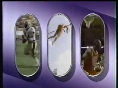 CBS sports commercial from late 1987