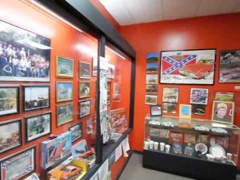 Dukes of Hazzard   Cooter's Place   DukesFest   General Store   Cooter's Museum.flv