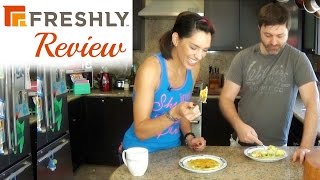 Freshly Ready Made Meals Review