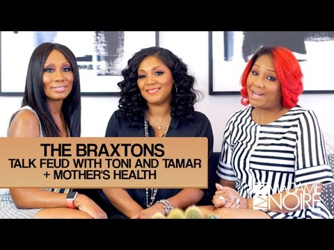 Braxton Family Values: Sisters Dish On Family Drama And Rebuilding Broken Relationships