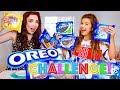 OREO CHALLENGE | SOPHIA GRACE & JESSII VEE - Blindfold Taste Test!!!