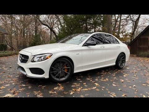 """Modified Mercedes Benz C450 """" AMG"""" Review - 50,000 Miles of Ownership"""