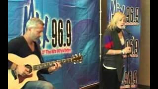 Natasha Bedingfield - Pocket Full of Sunshine - Mix 96.9 Unplugged