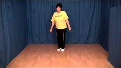 Line Dance deutsch All Shook Up
