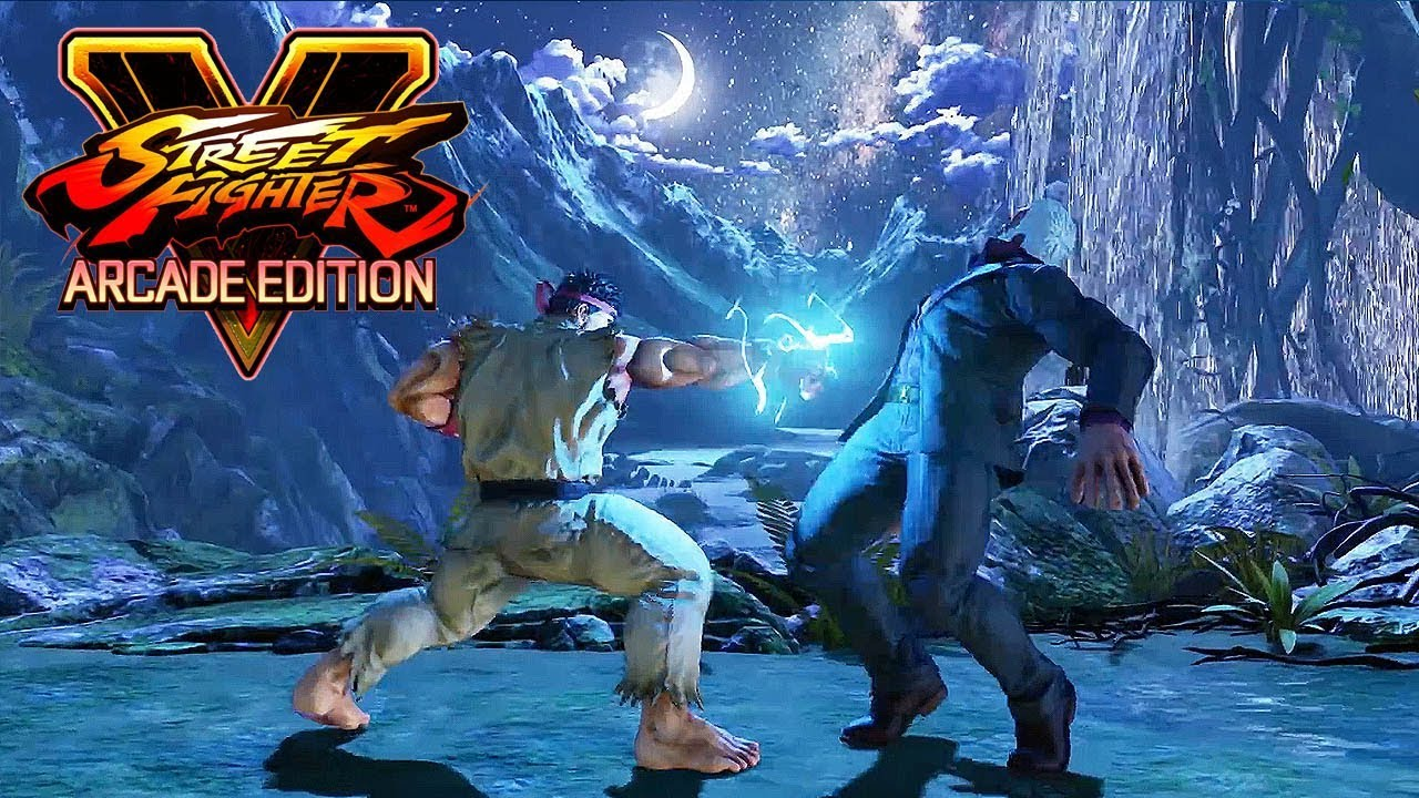 Street Fighter 5 Arcade Edition V Trigger Ii Teaser 1080p 60ᶠᵖˢ Hd