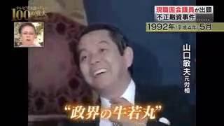 山口敏夫東京都知事候補の正体