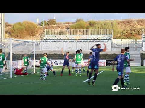 VÍDEO: El CD Lucecor logra salvar un punto tras remontar frente a La Rambla CF.
