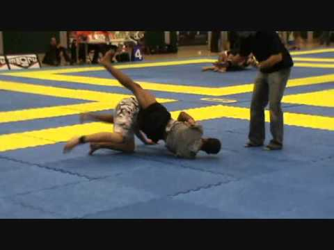 Ben Miles Fight 3 British Nogi