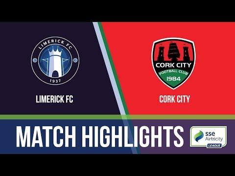 HIGHLIGHTS: Limerick FC 1-1 Cork City