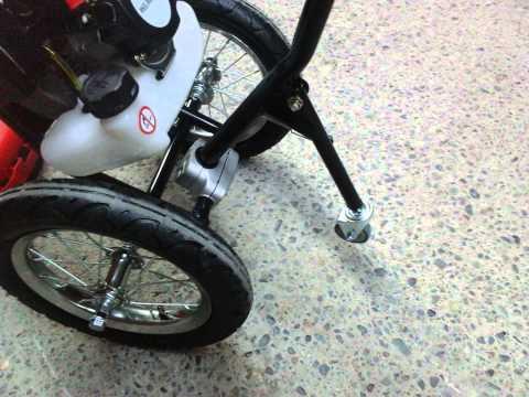Video Fotos, Desbrozadora 52cc Con  Ruedas Stgo Chile thumbnail