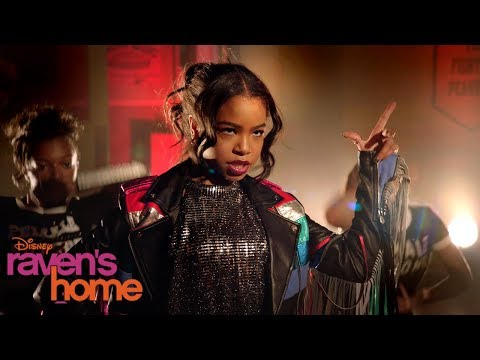 Legendary | Raven's Home | Disney Channel