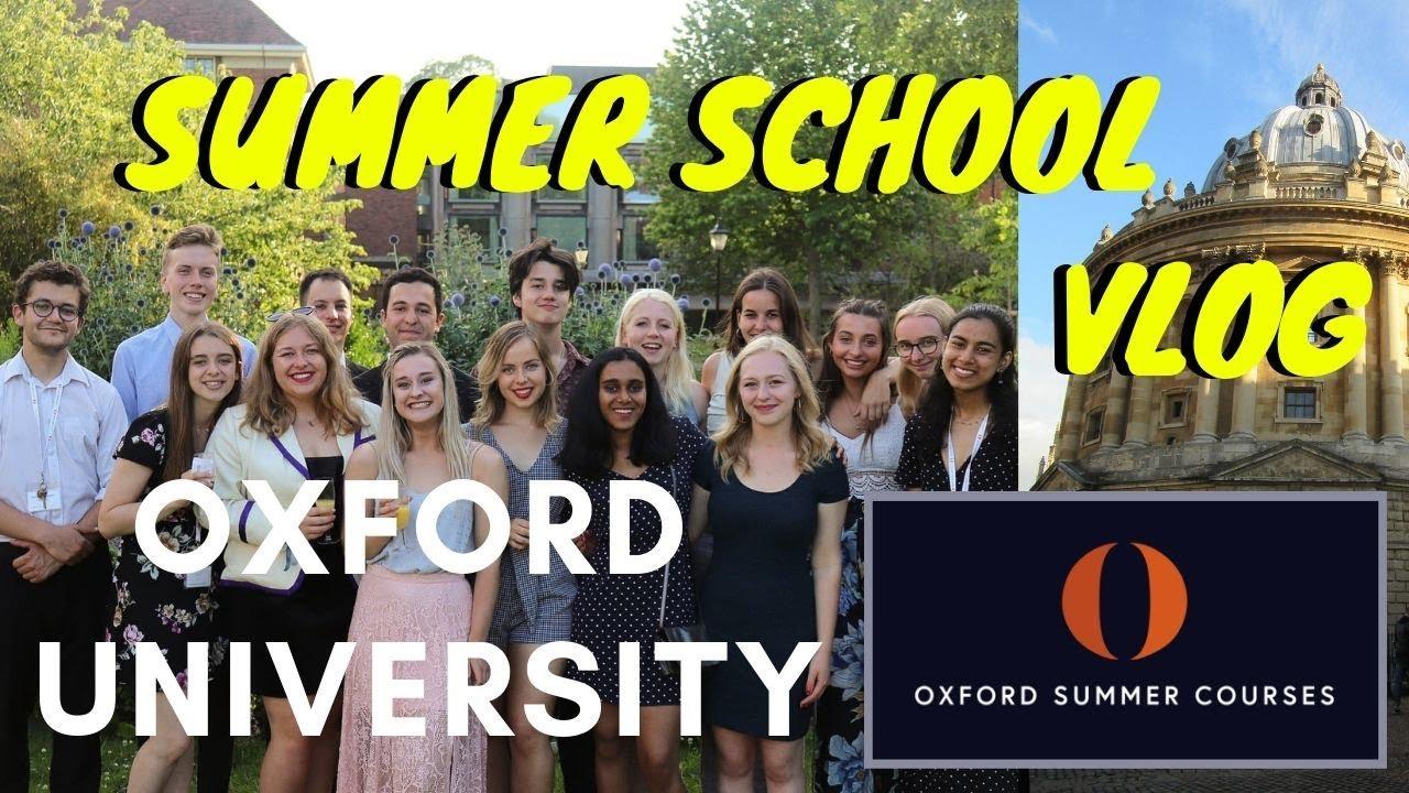 oxford summer school