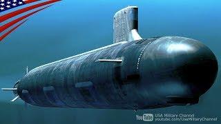 最新バージニア級原子力潜水艦の内部 - USSコロラド(SSN-788)