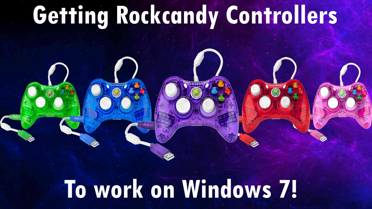 Fix For Rockcandy Xbox 360 Controller Drivers Not Installing