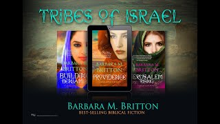 "Barb's Book Talk ""Jerusalem Rising"""