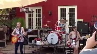 The WARNING Hysteria Cover Live in Los Angeles at Rock & Roll Carnival