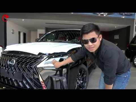 Lexus LX570 Black Edition Option Kuro Best spec in the world