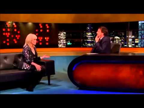 Joanna Lumley Interview on The Jonathan Ross Show 27/4/13