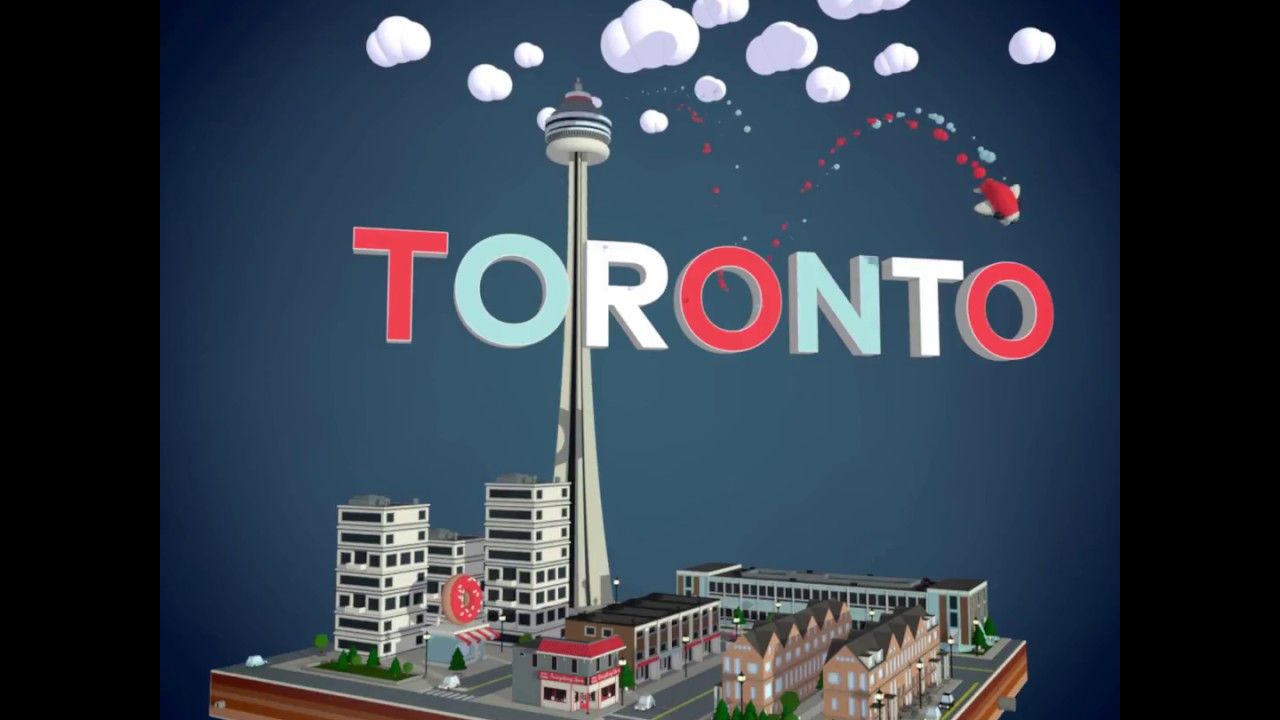 Toronto Pop Up