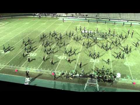 DeLand High School Marching Band 2013