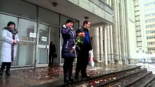 Город Ярославль шикарная свадьба!