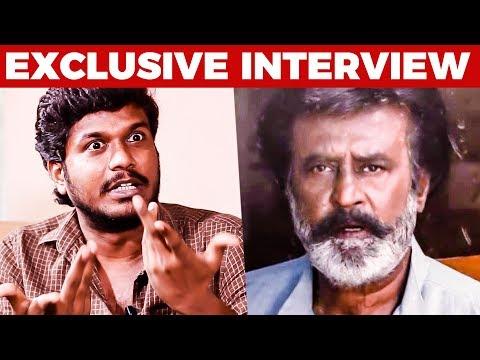 Rajini Sir kum Bayam nu Sonnaru - Vikram Vedha Actor Manikandan Reveals | Kaala