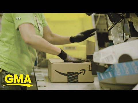 Target, Walmart Announce Deals On Amazon Prime Day L GMA