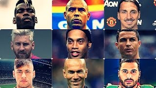 Download Video Epic Football Skills Mix - Ronaldinho,Ronaldo,Messi,CR7,Zidane,Neymar,Ibra,Okocha,Quaresma,Pogba HD MP3 3GP MP4