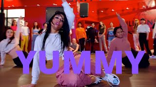 Yummy - Justin Bieber Dance Video | Dana Alexa Choreography