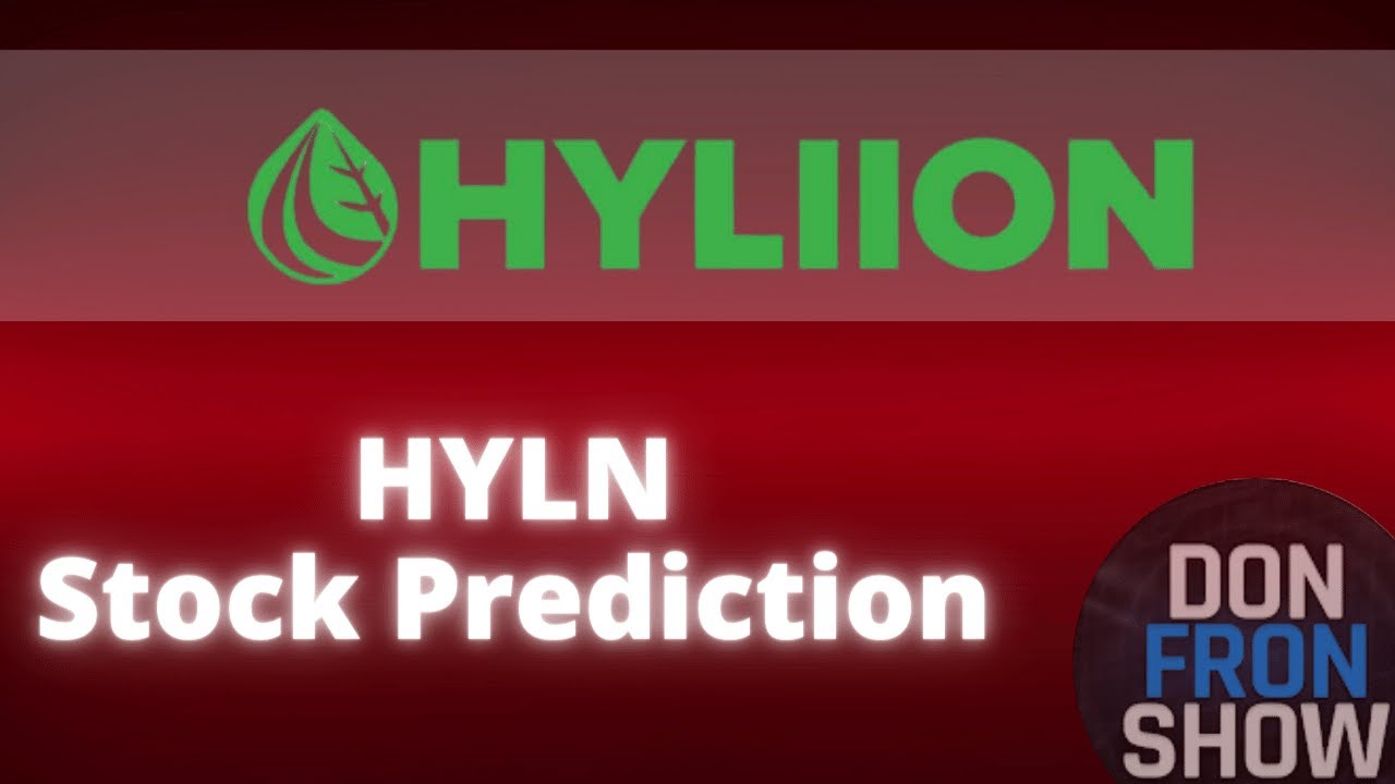 HYLN Stock Reversal l Is Hyliion Stock a buy!?