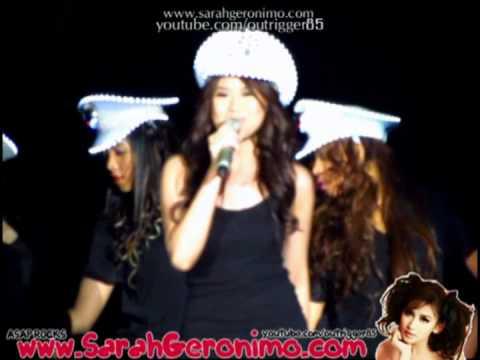 Sarah Geronimo - Love On Top [Beyonce Knowles] OFFCAM (04Dec11)