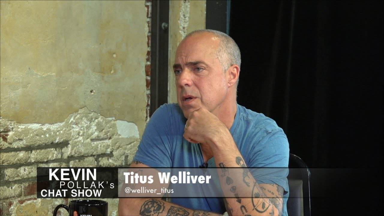 Kpcs titus welliver 302 youtube for Titus welliver tattoos
