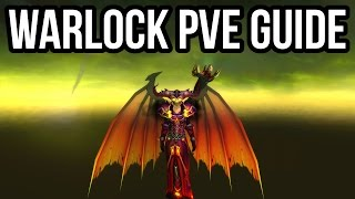 Quick Destruction Warlock PvE Guide (2.4.3) [WoW TBC]