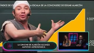 El 'Cacash' directo en directo desde el 'Conchudómetro' del Contralor