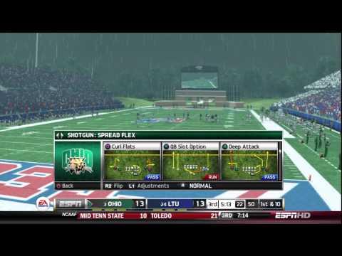 HPL2 | Season 2 | Week 9 | #3 Ohio @ #24 LTU