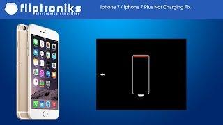 Iphone 7 / Iphone 7 Plus Not Charging Fix - Fliptroniks.com