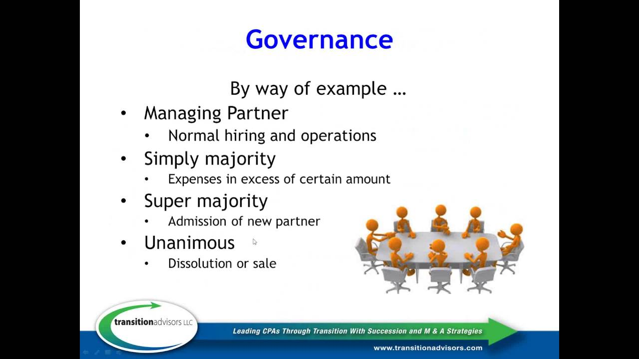 How To Structure Your Partnership Agreement