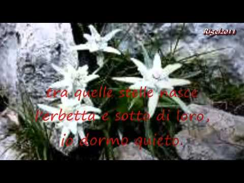 Stelutis Alpinis - Coro Della Sat