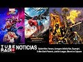 Noticias: Marvel vs Capcom, Spider-Man Homecoming, Avengers Infinity War, X-Men New Mutants, Venom.