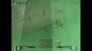 FIFA Soccer 09 PlayStation 2 Gameplay - Brazil Vs. Germany