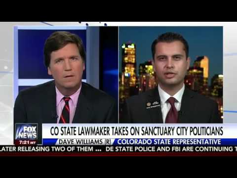 Colorado Bill Allows victims of illegal aliens to sue Sanctuary liberals
