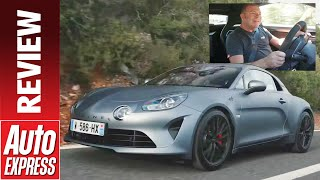 New 2020 Alpine A110S review - the Porsche Caymans worst nightmare? YouTube Videos