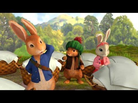 """Сериал """"Кролик Питер"""". Вор редисок (мой перевод на русский)"""