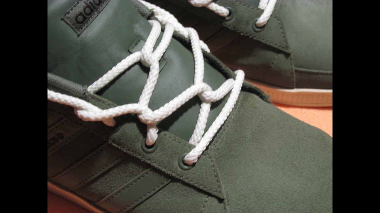 шнуровка кед с 4 дырками фото