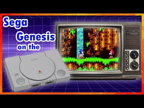 How To Play Sega Genesis Games On The Playstation Classic With Autobleem (Tutorial)